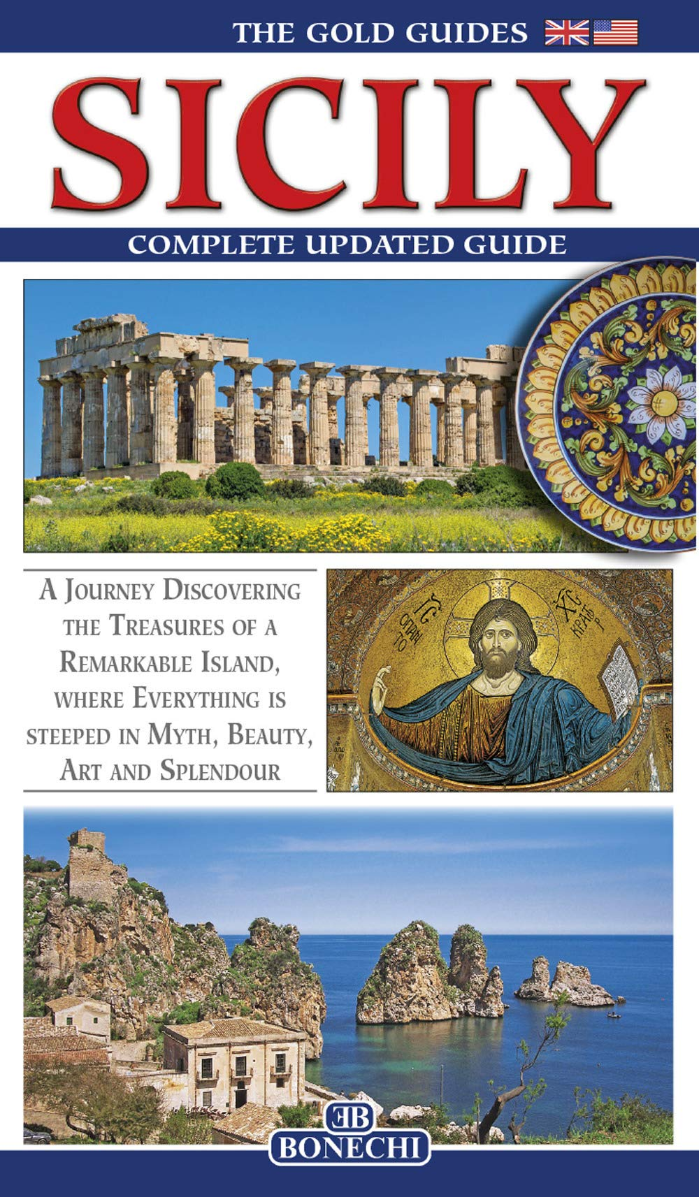 Sicily. Complete updated guide