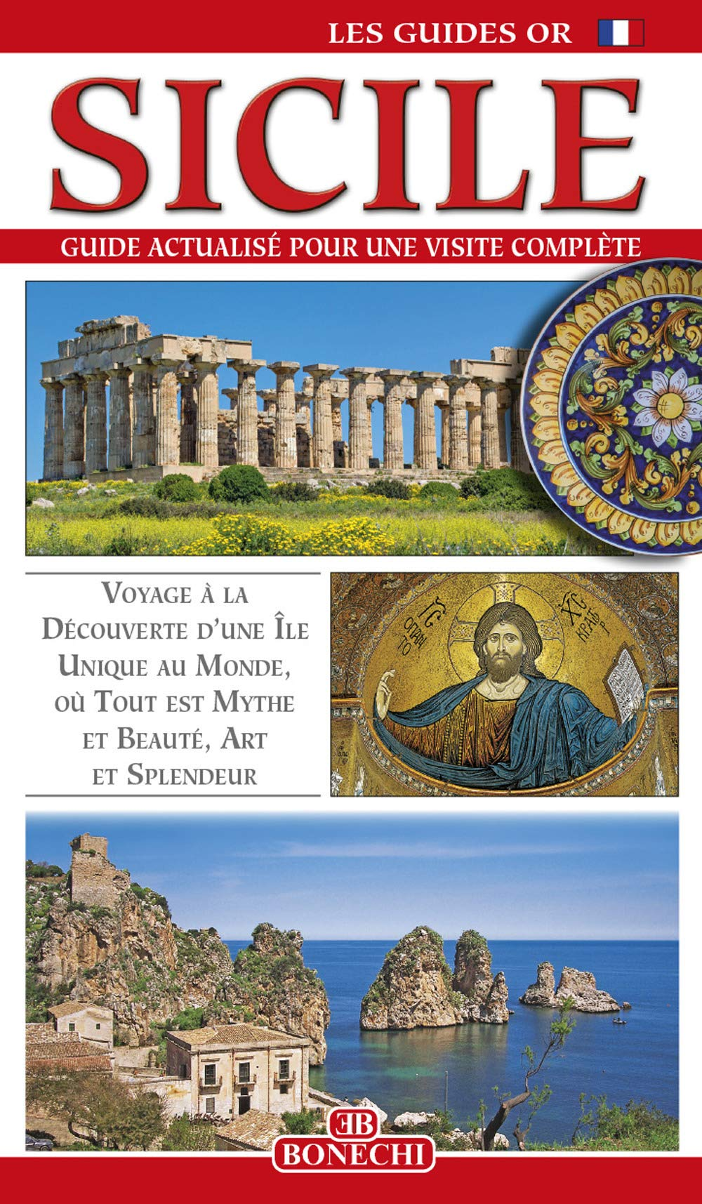 Sicile. Guide Actualisé pour une visite complète
