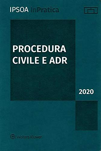 Procedura civile e ADR 2020